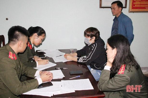 Hà Tĩnh xử lý nghiêm các trường hợp không thực hiện đúng chức trách, nhiệm vụ trong phòng, chống dịch